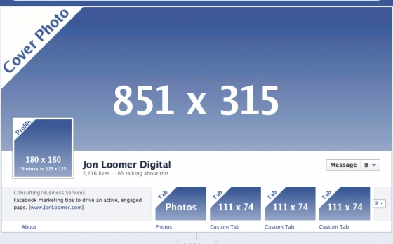 Facebook Banners Dimensions