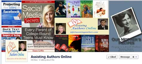 fbcoveraao How To: Facebook Timeline Author Pages